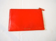 WHISTLES leather pouch